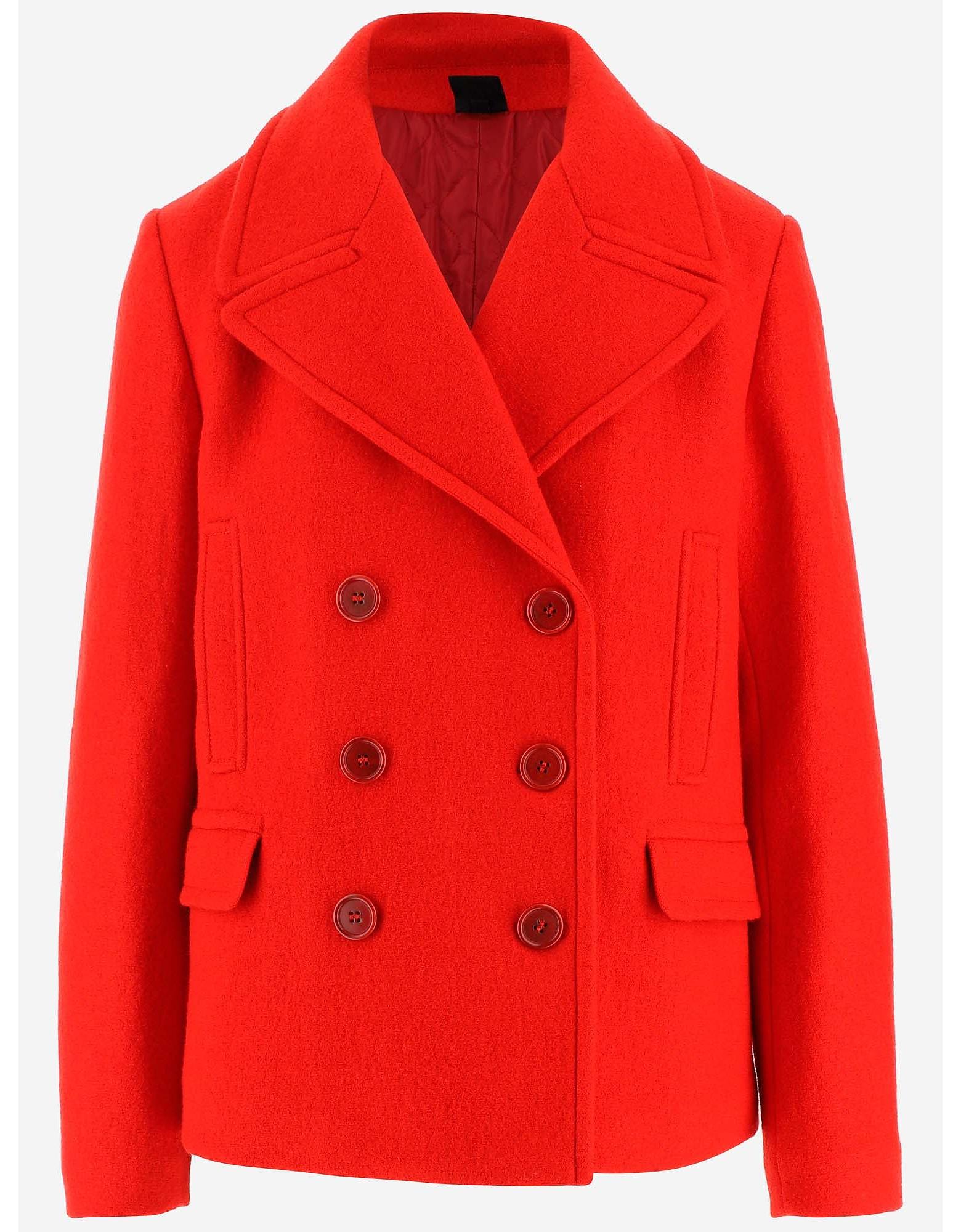 Aspesi Designer Coats & Jackets, Double-breasted Women's Jacket