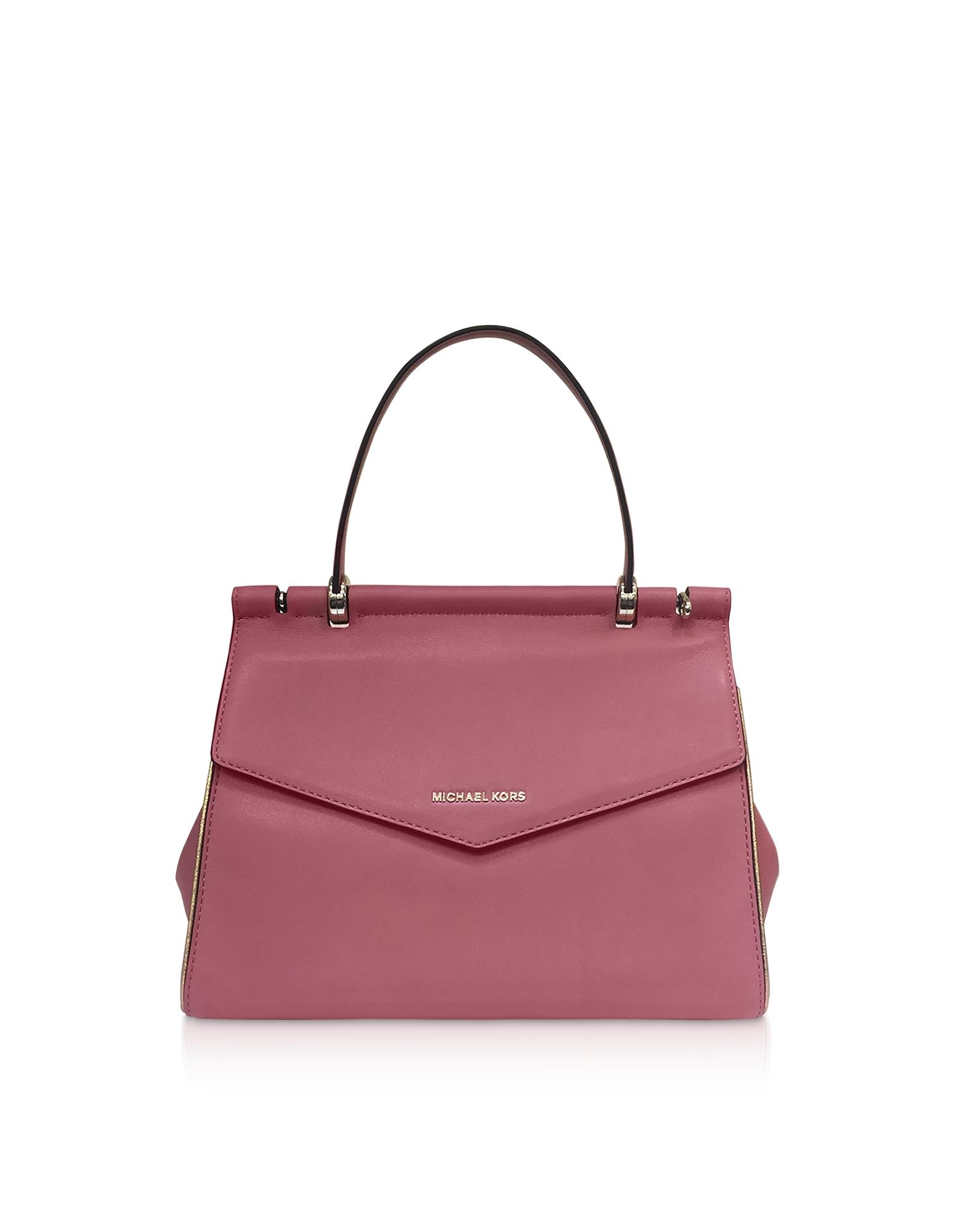 Rose Jasmine Medium Top-Handle Satchel Bag