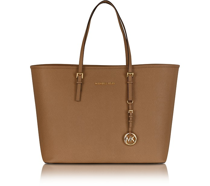 Jet Set Travel Top Zip Tote - Michael Kors