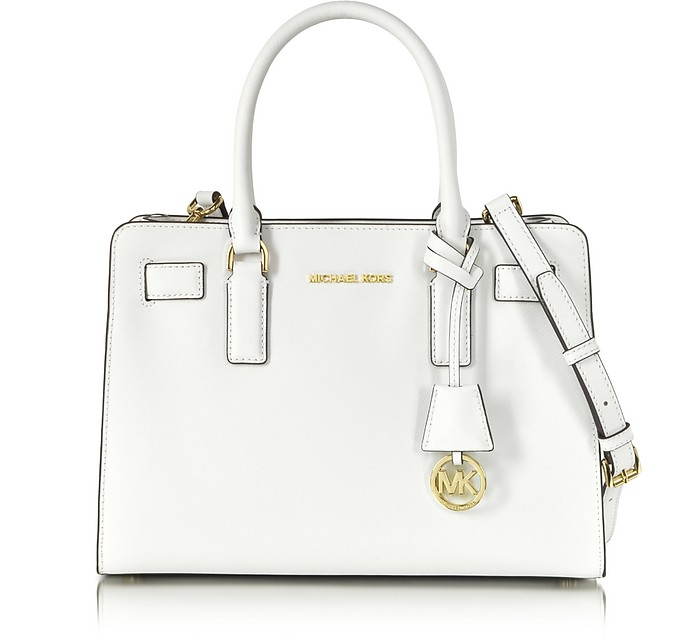 Dillon Saffiano Leather Satchel - Michael Kors
