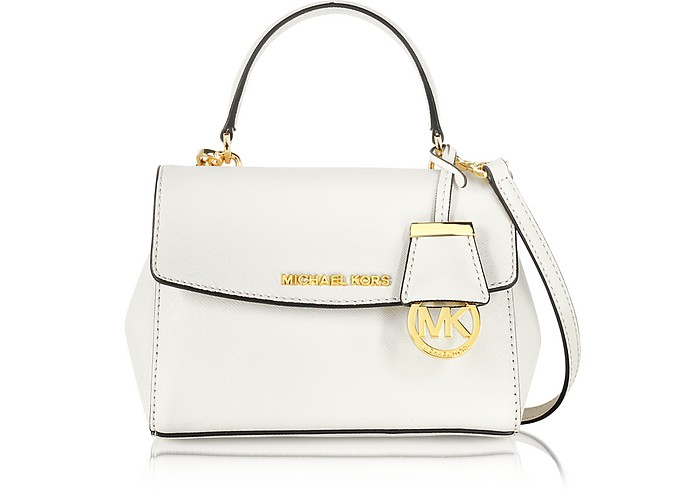 Ava Extra Small Saffiano Leather Crossbody Bag - Michael Kors
