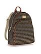 Large Jet Set Studded Backpack - Michael Kors