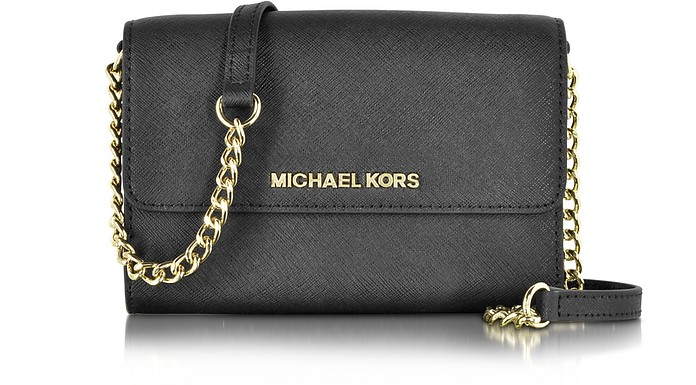 Jet Set Travel Large Phone Crossbody - Michael Kors