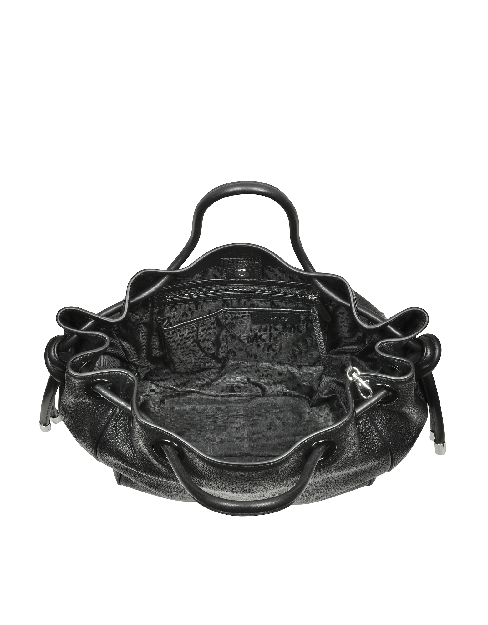 Dalia Large Matte Pebble Tote от Forzieri INT