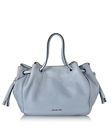 Dalia Large Matte Pebble Tote - Michael Kors