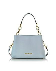 Portia Small EW Saffiano Leather Shoulder Bag - Michael Kors