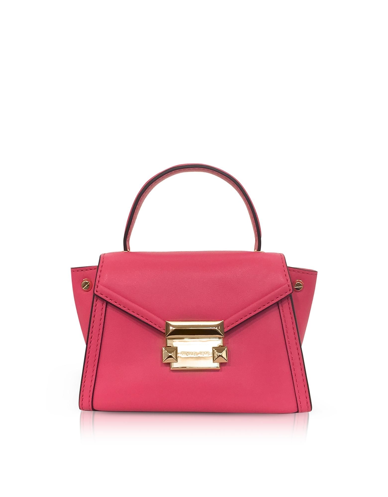 Michael Kors Handbags, Whitney Mini Leather Satchel