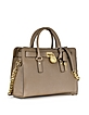 Hamilton Large Saffiano Leather Satchel - Michael Kors