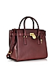 Hamilton Traveler Large Leather Satchel - Michael Kors
