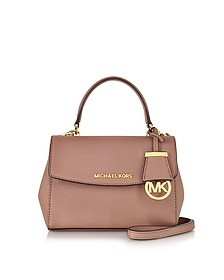 Ava Saffiano Leather Extra Small Crossbody Bag - Michael Kors