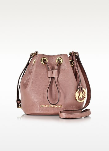 Jules Soft Leather Drawstring Crossbody Bag - Michael Kors