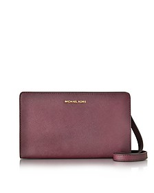 Jet Set Travel Large Crossbody Clutch - Michael Kors
