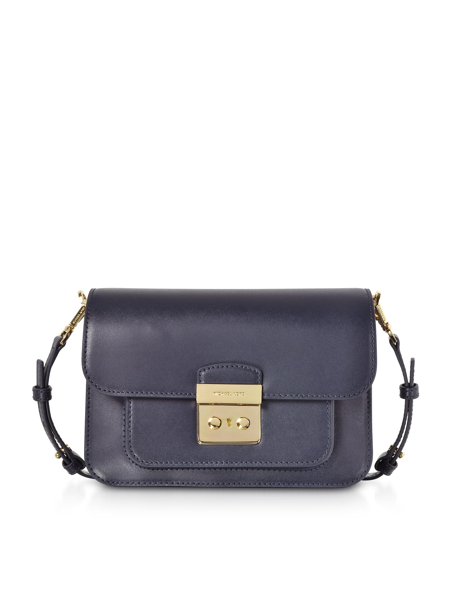 Michael Kors Handbags, Sloan Editor Large Leather Shoulder Bag