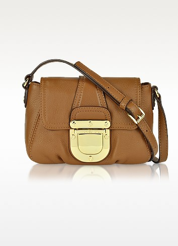Charlton Genuine Leather Crossbody - Michael Kors