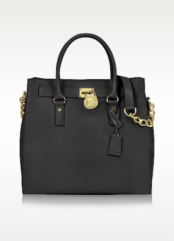 Hamilton Genuine Leather Tote - Michael Kors