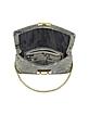Michael Sloan Snake Embossed Leather Shoulder Bag - Michael Kors