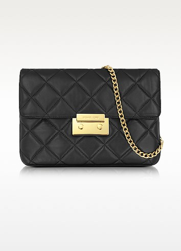 Michael - Quilted Leather Sloan Bag - Michael Kors