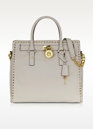 Michael - Hamilton Whipped Leather Tote Bag - Michael Kors