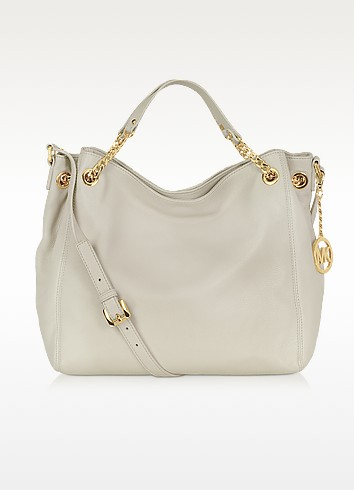 Jet Set Chain Leather Tote - Michael Kors