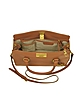 Astrid Large Leather Satchel - Michael Kors