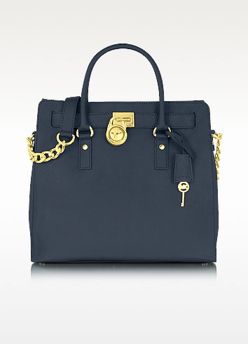 Hamilton Saffiano Leather North/South Tote - Michael Kors