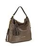 Large Weston Pebbled Shoulder Bag - Michael Kors