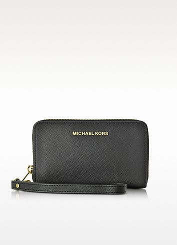 Jet Set Travel Large Phone Case - Michael Kors