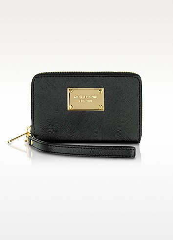 Michael Multi Function iPhone Case Zip Wallet - Michael Kors