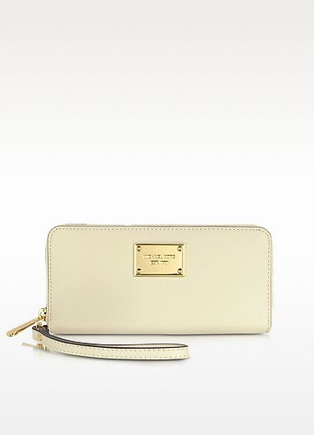 iPhone Continental Saffiano Wallet - Michael Kors