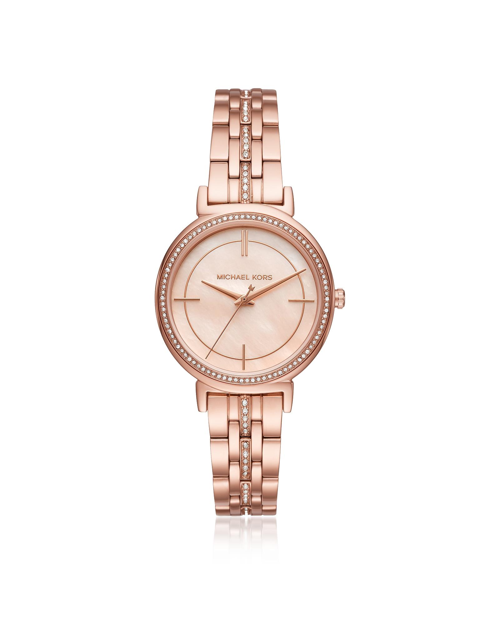 Michael Kors Women's Watches, Cinthia Rose Gold-Tone Women's Watch