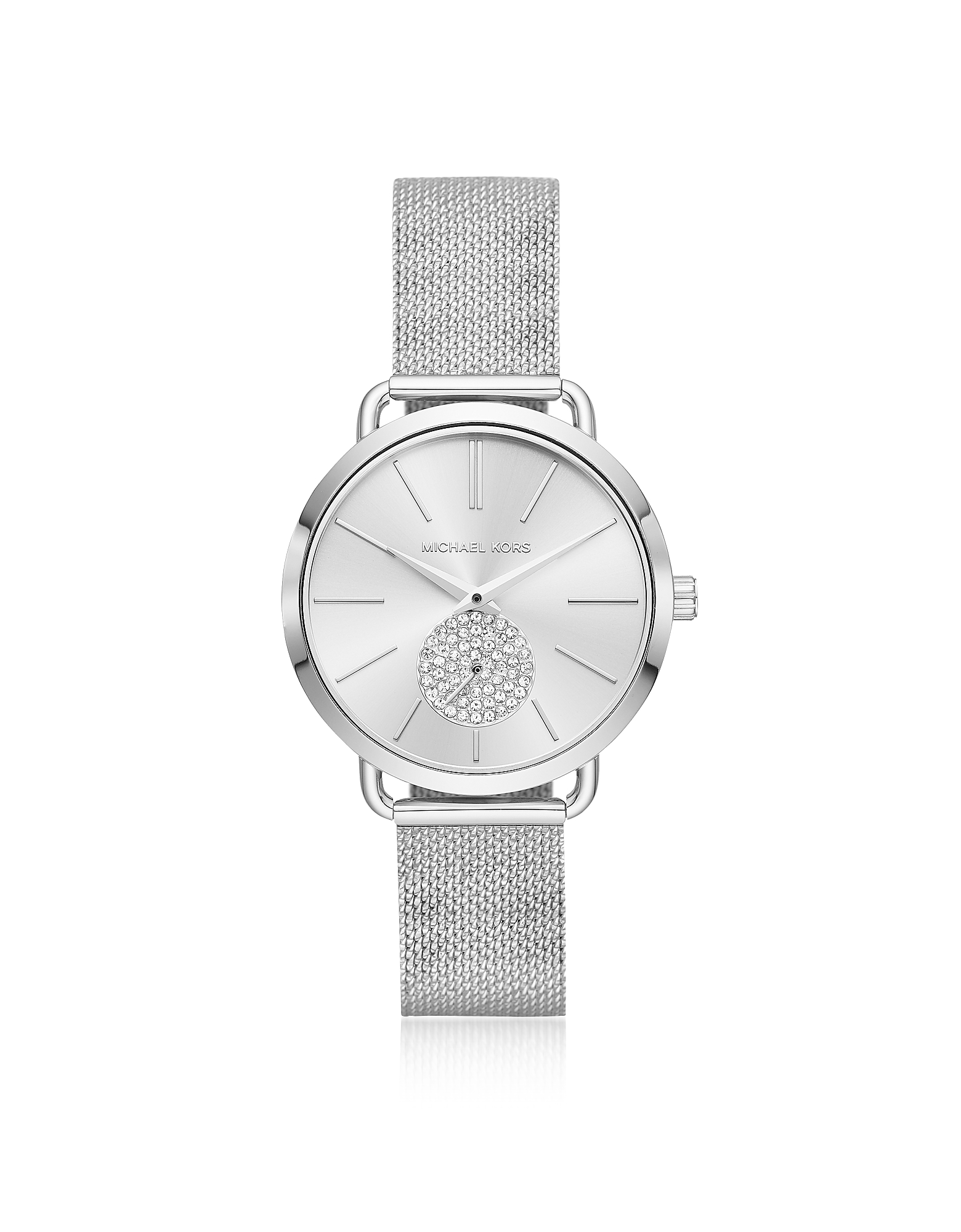 Michael Kors Ladies' Portia Stainless-Steel Watch
