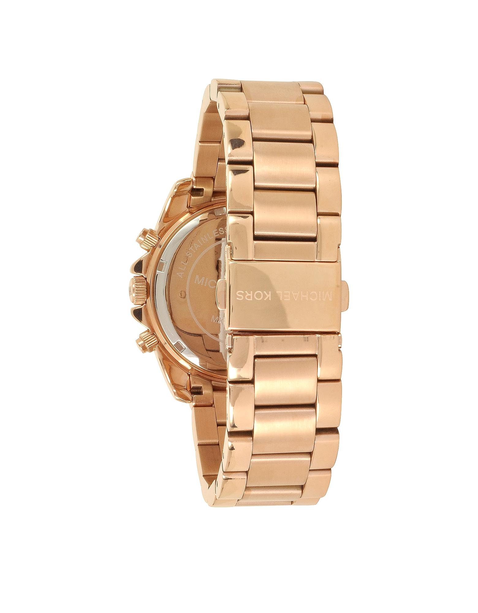 Фото Blair - Блестящие Золотистые Женские Часы Хронограф из Нержавеющей Стали. Купить с доставкой