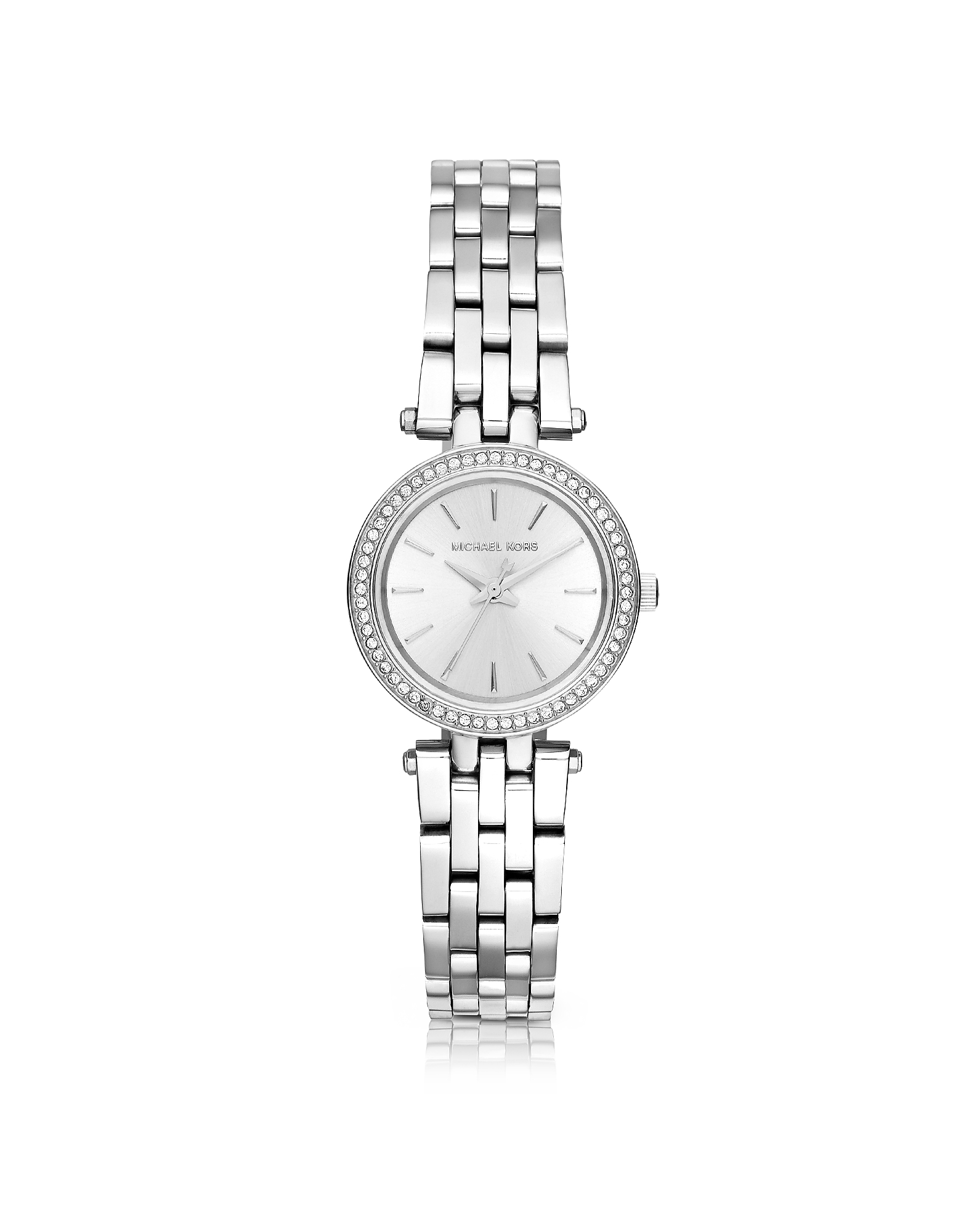 Michael Kors Designer Women's Watches, Petite Darci Stainless Steel Women's Watch