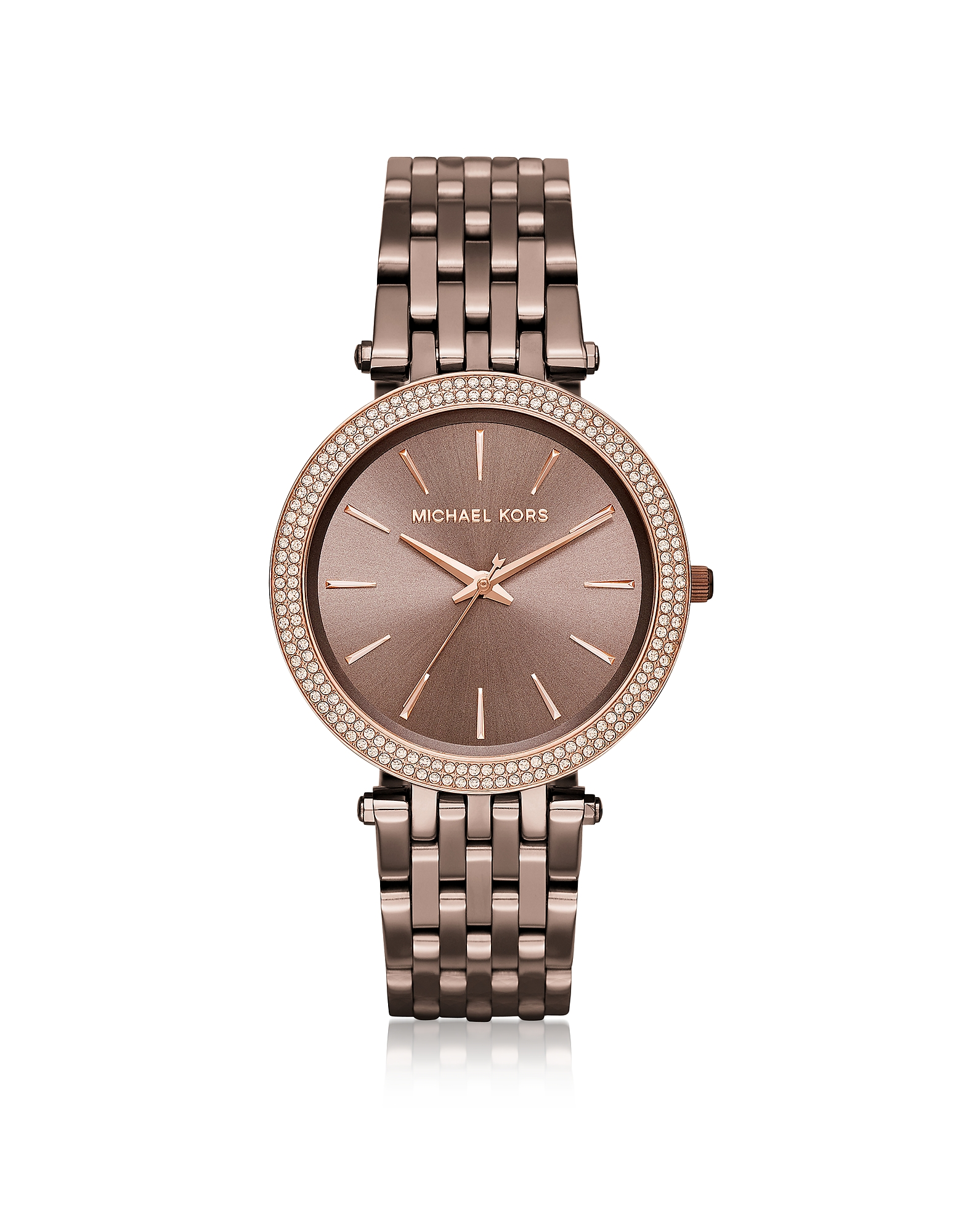 Michael Kors Women's Watches, Darci PVD Plated Stainless Steel Women's Watch