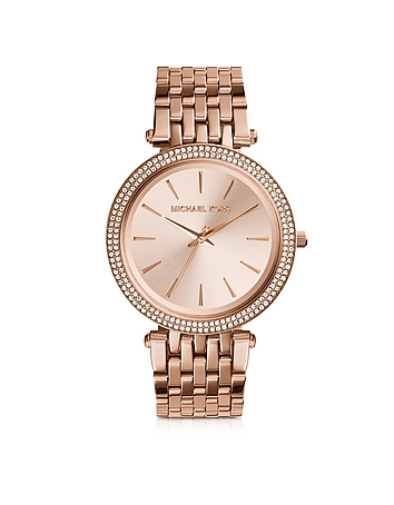 Michael Kors - Darci Stainless Steel Women's Watch