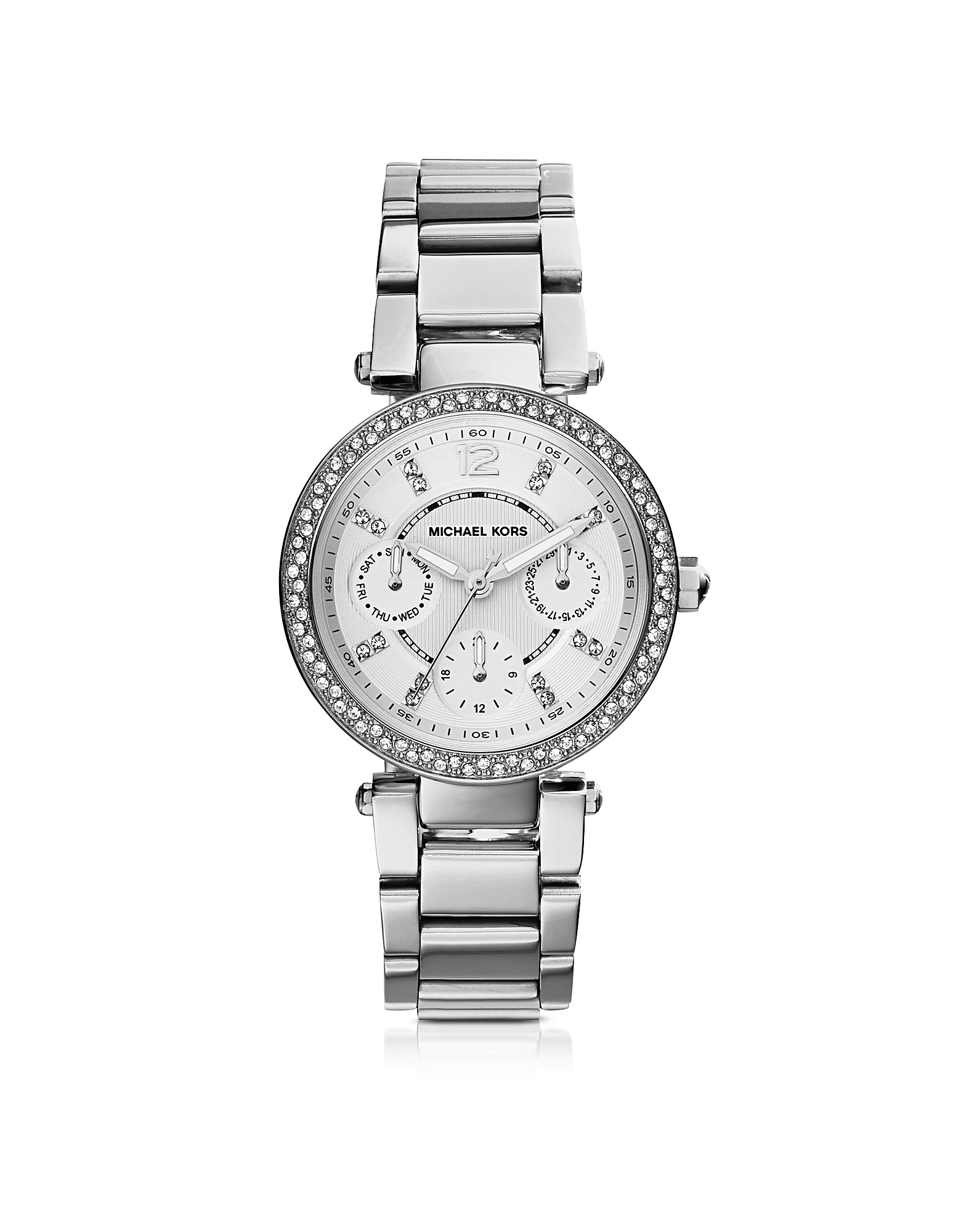 Michael Kors Women's Watches, Parker Stainless Steel Women's Watch