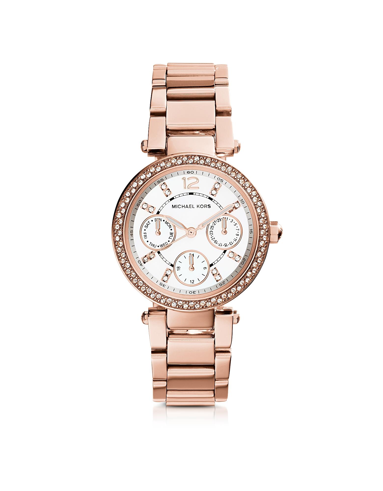 Michael Kors Women's Watches, Parker Stainless Steel Women's Watch