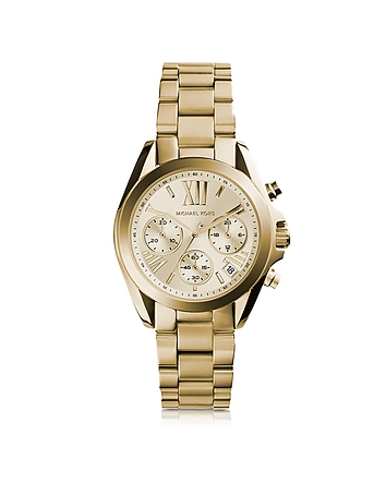 Michael Kors - Bradshaw Stainless Steel Women's Watch