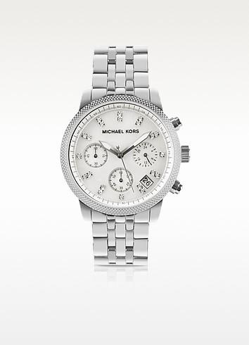 Silver Jet Set Watch - Michael Kors