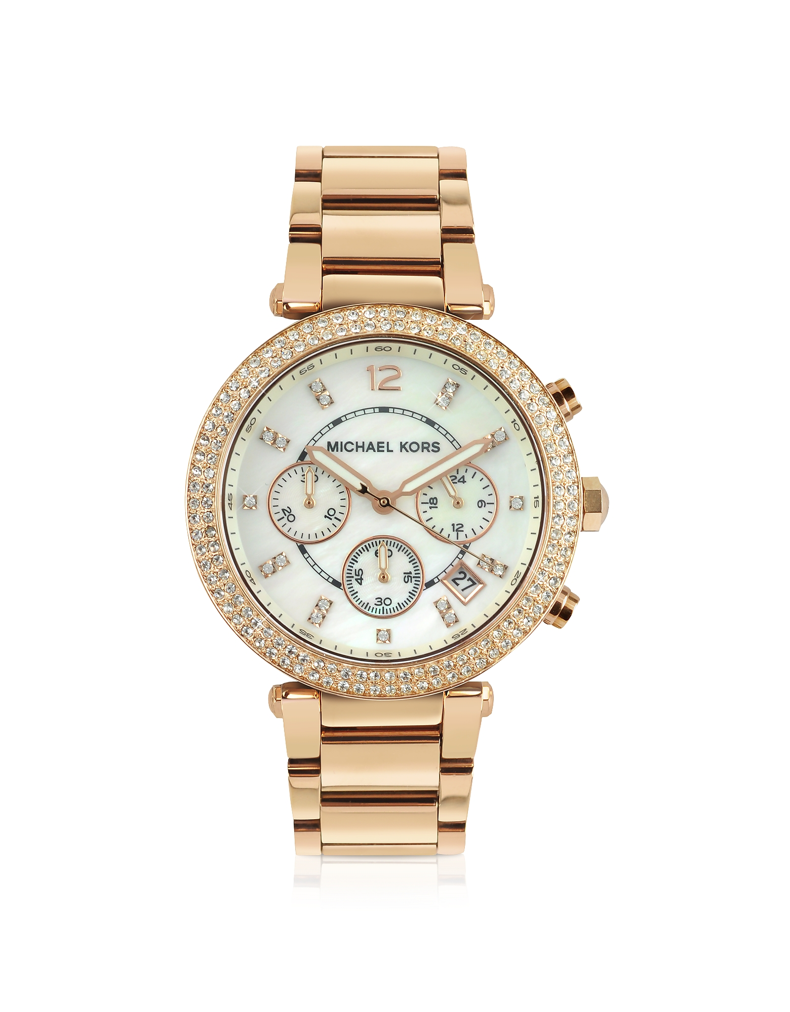 Michael Kors Designer Women's Watches, Glitz-Top Chronograph Watch