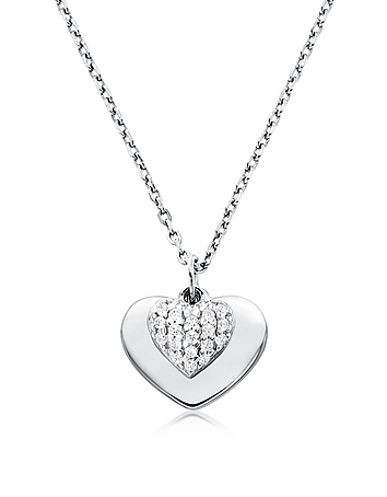 Kors Pavé Love Women's Necklace