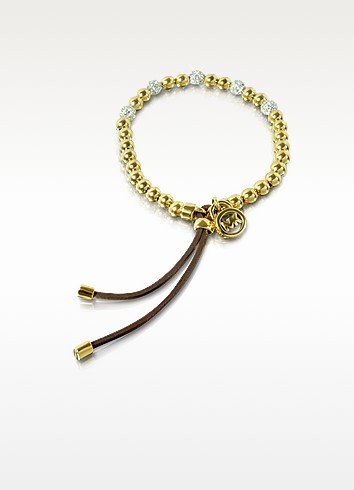 Bead Stretch with Crystals Women's Bracelet - Michael Kors