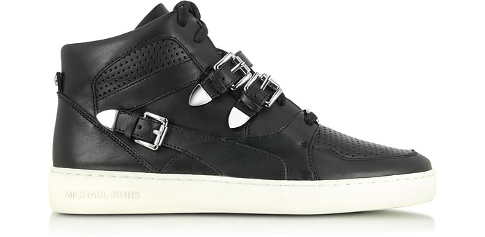 Robin High Top Leather Sneaker - Michael Kors