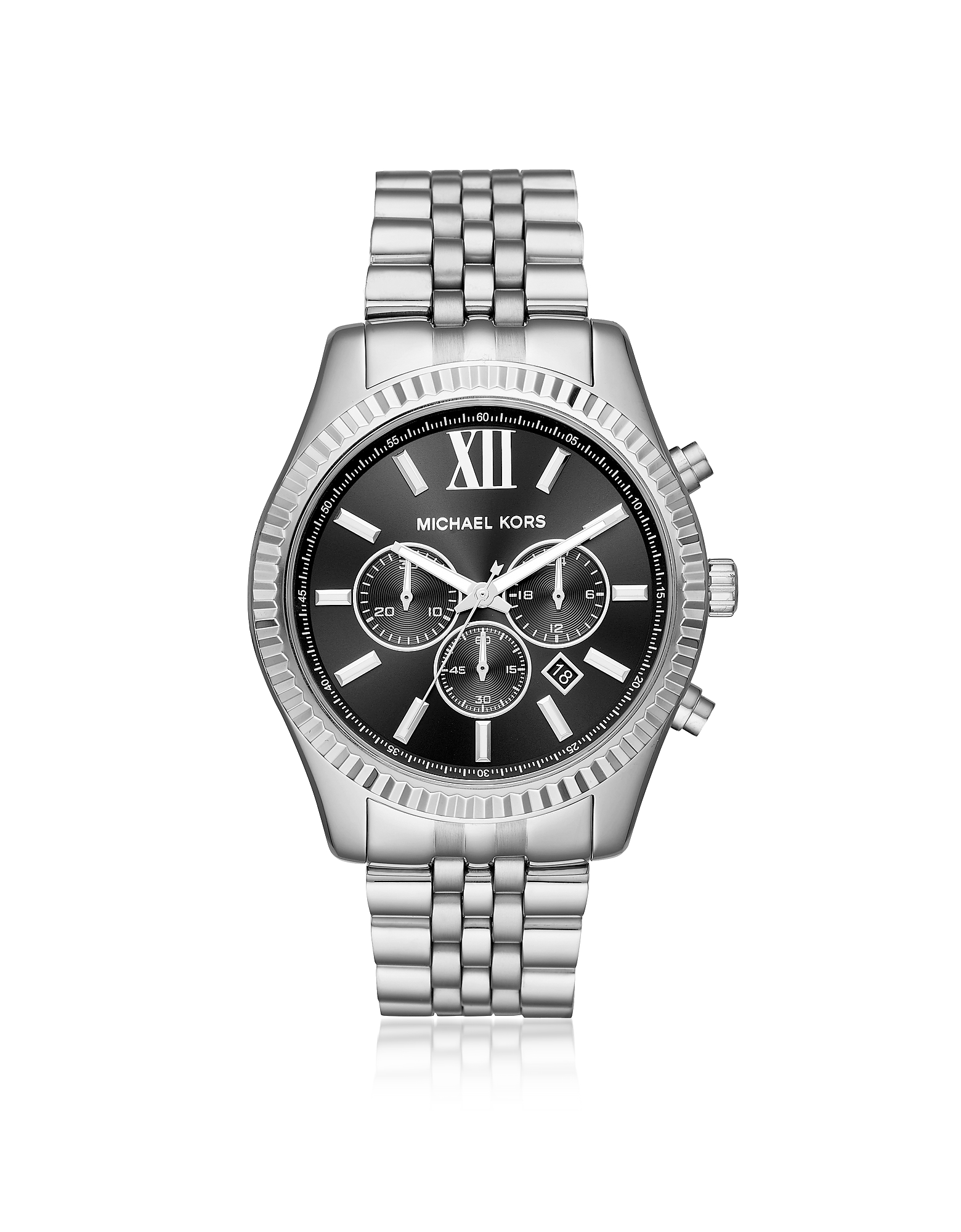 Michael Kors Men's Lexington Stainless-Steel Watch