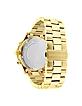 Men's Runway Gold-Tone Stainless Steel Bracelet Watch - Michael Kors