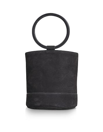 Simon Miller - S804 Black Nubuck Bonsai Bag