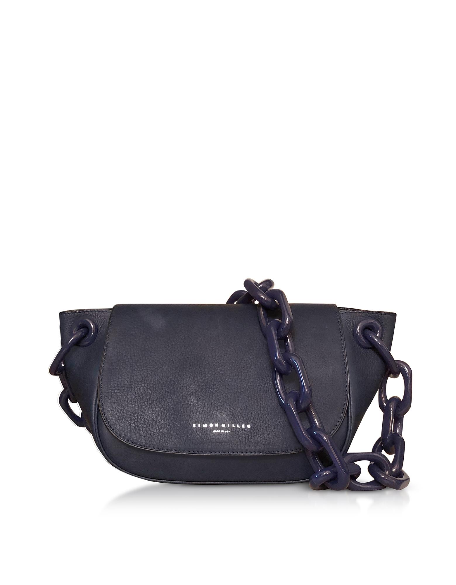 Genuine leather Bend Bag