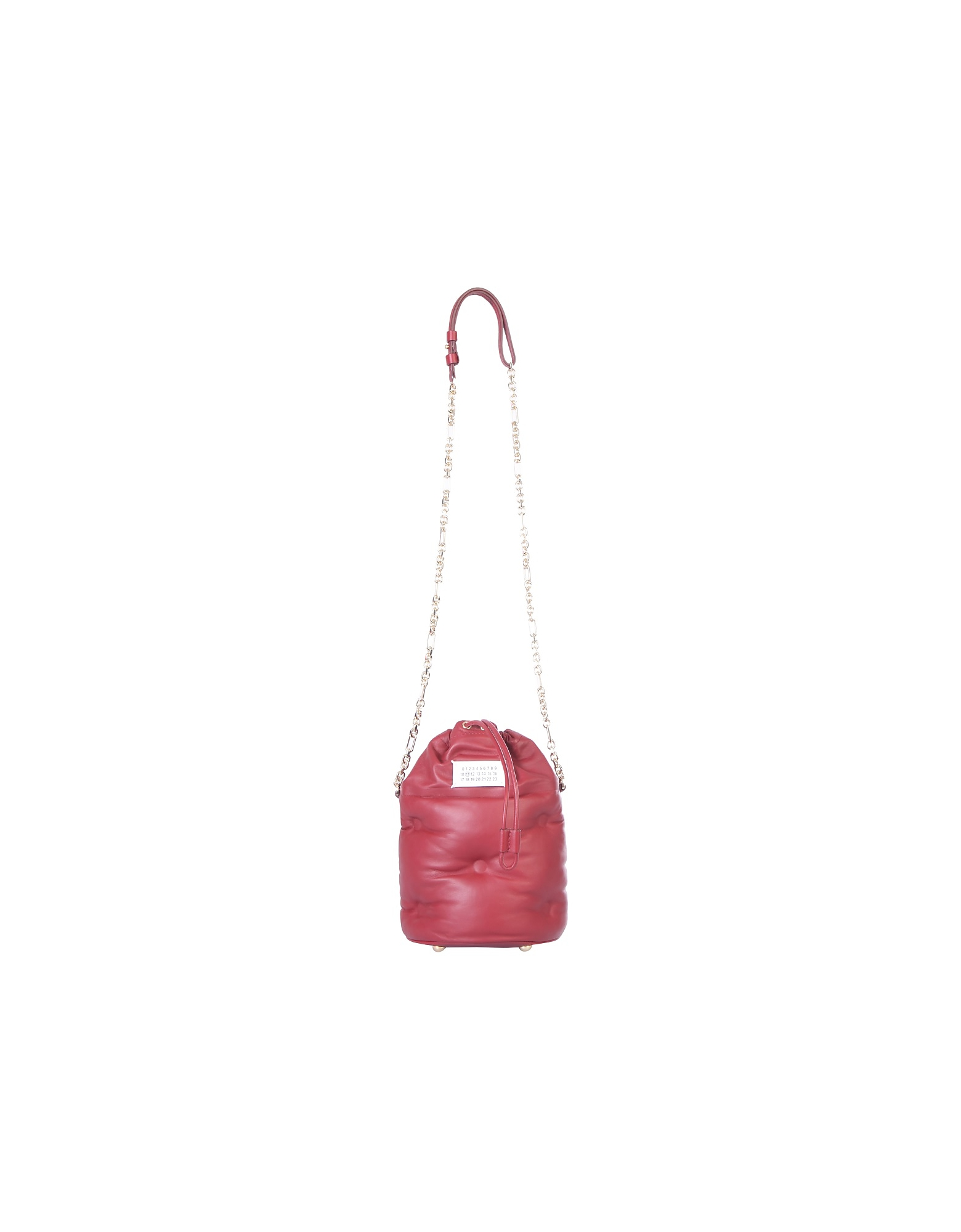 Maison Margiela Designer Handbags, Glam Slam Bucket Bag