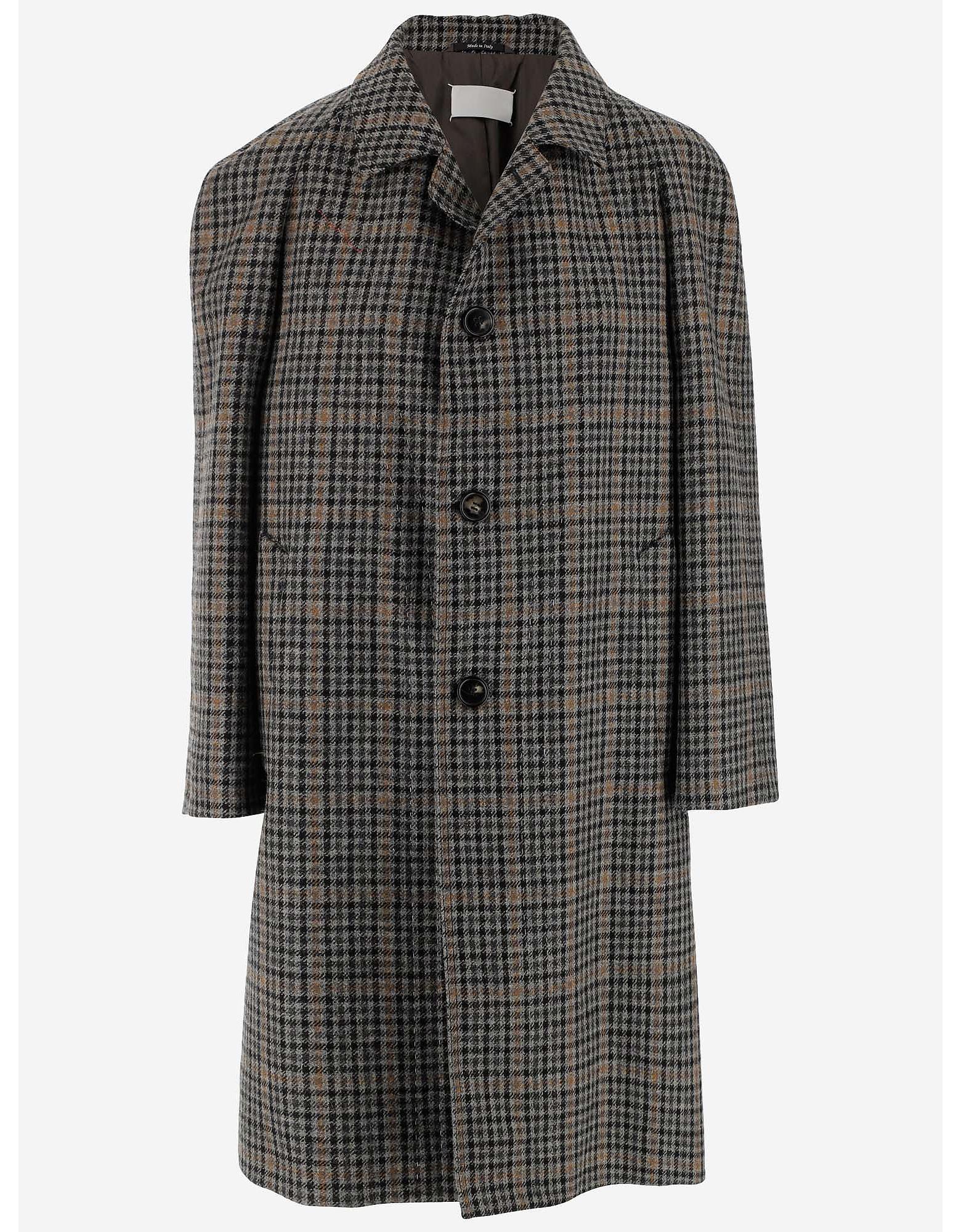 Maison Margiela Designer Coats & Jackets, Women's Coat