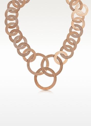 Mix - Rose Gold Necklace - Mita Marina Milano